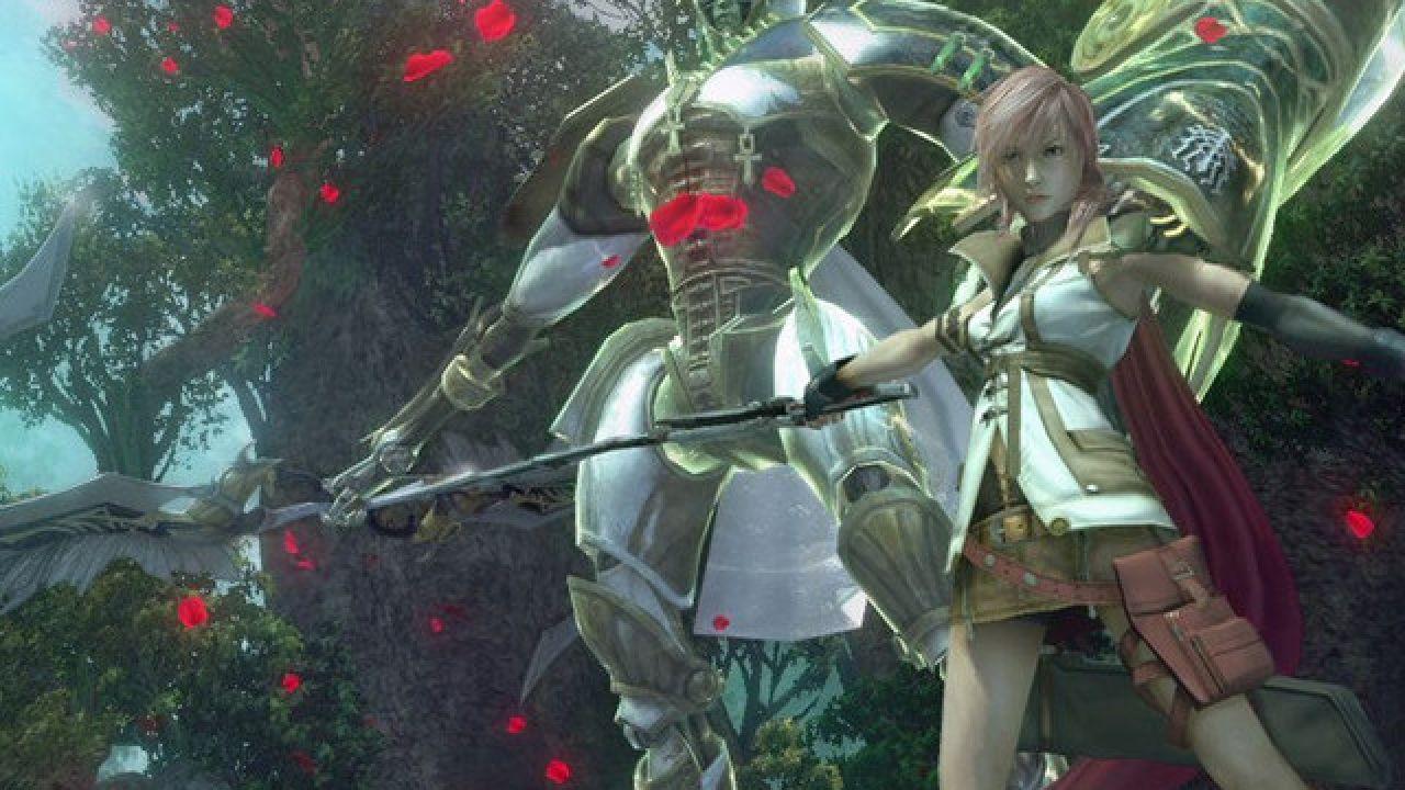 Final Fantasy XIII, nuovo record di vendite nel Regno Unito