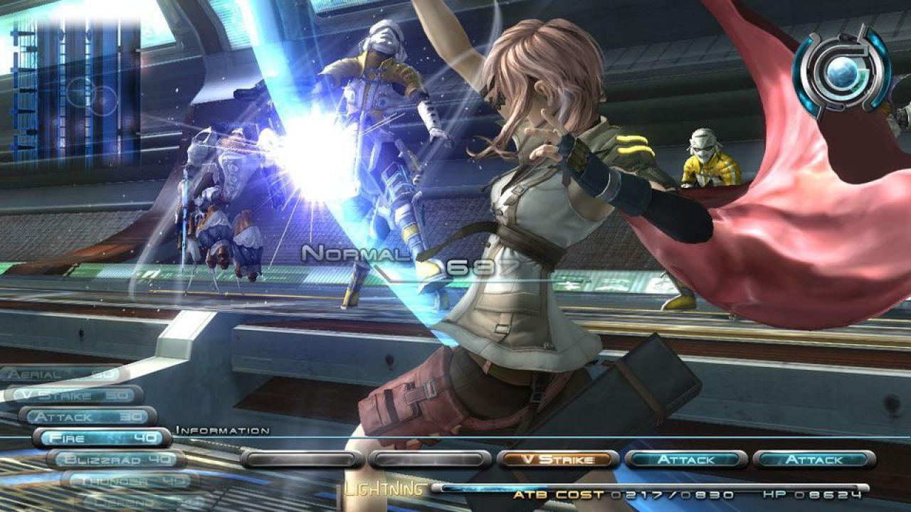 Final Fantasy XIII per PC: nuova patch in arrivo