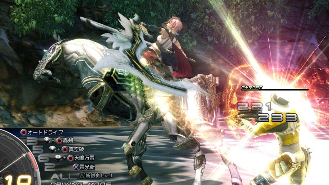 Final Fantasy XIII: rivelati i requisiti di sistema della versione PC