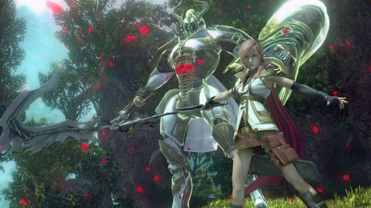 Final Fantasy XIII: un video lo mostra in funzione su tablet