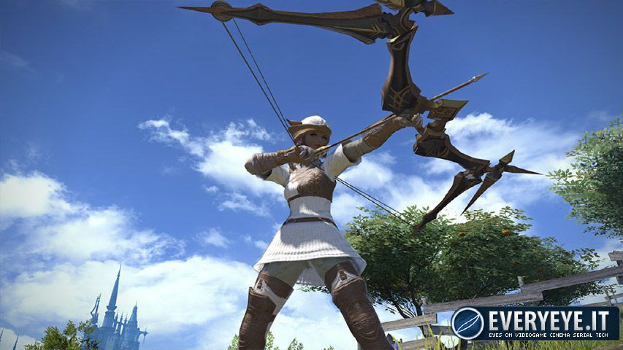 Final Fantasy XIV 2.0 potrebbe permettere di visitare luoghi provenienti da altri episodi della serie