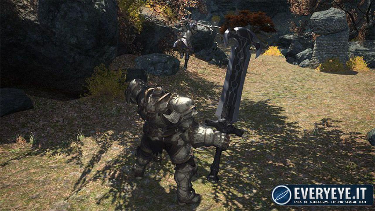 Final Fantasy XIV: annunciata la versione 2.0. La versione PS3 uscirà a fine 2012