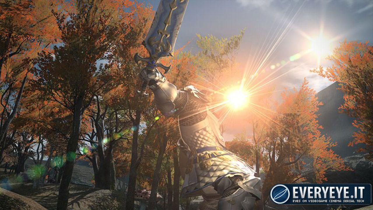 Final Fantasy XIV: immagini e artwork della versione 2.0
