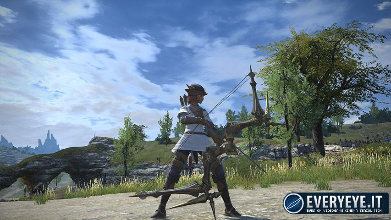 Final Fantasy XIV, in arrivo le armature magitek