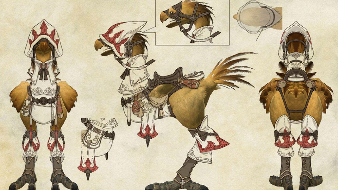 Final Fantasy XIV in nuove immagini