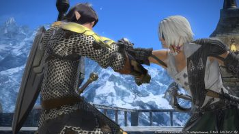Final Fantasy XIV: nuove immagini per la patch 3.2