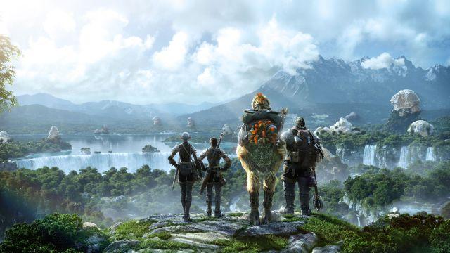 Final Fantasy XIV: nuove informazioni per il supporto a PS4 Pro