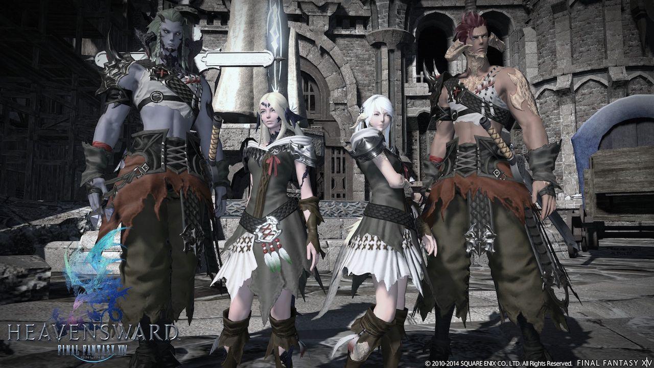 Final Fantasy XIV: nuovi dettagli sulla patch 3.1