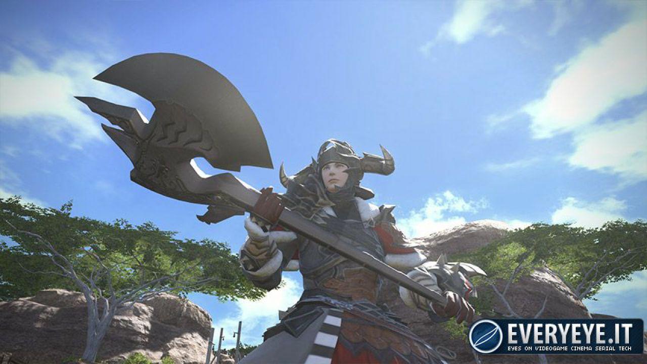 Final Fantasy XIV ha un nuovo sito, con immagini della versione 2.0