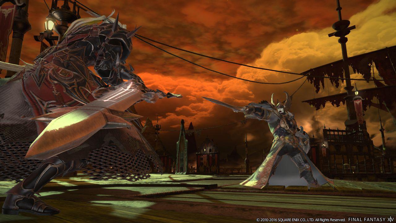 Final Fantasy XIV: la patch 3.21 introduce la modalità PvP The Feast