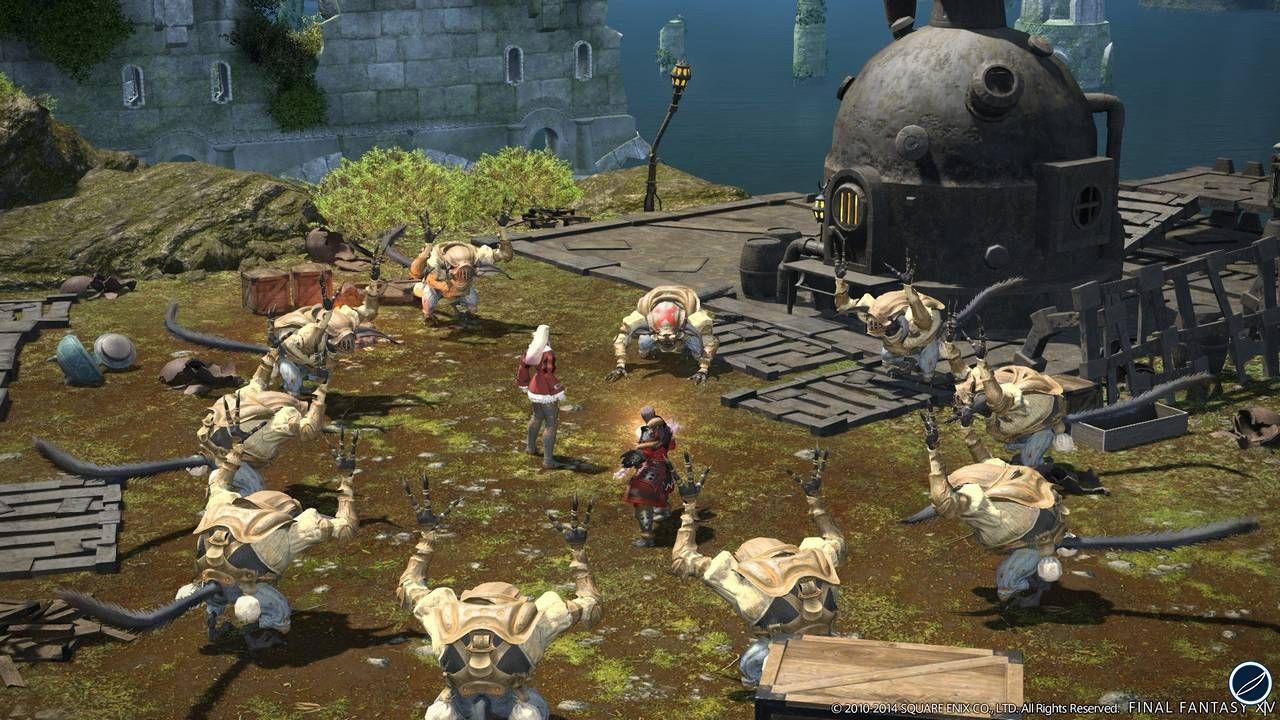 Final Fantasy XIV: A Realm Reborn, confermata la risoluzione 1080p su PlayStation 4