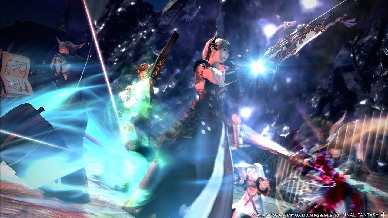 Final Fantasy XIV A Realm Reborn conquista la Corea