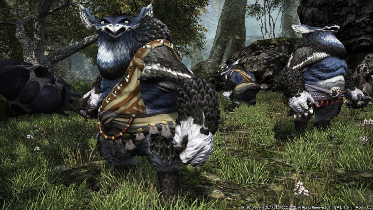 Final Fantasy XIV A Realm Reborn: diffuse alcune statistiche