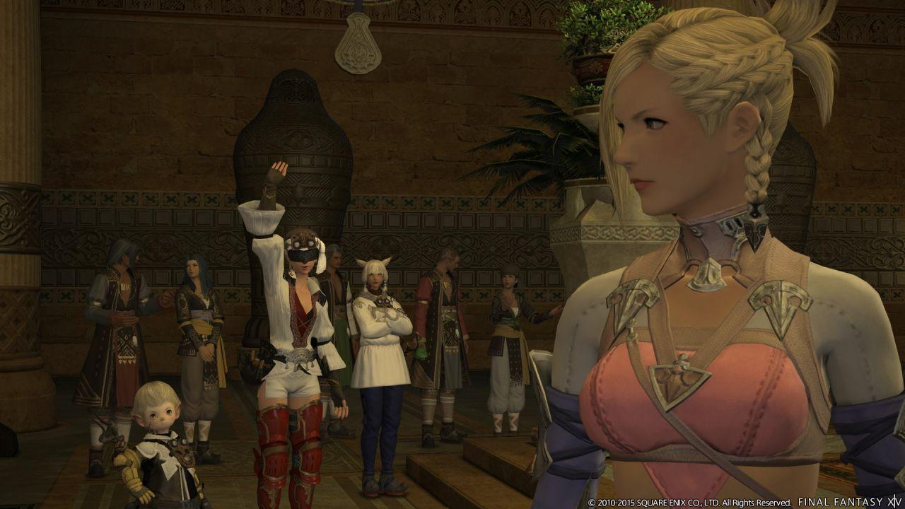 Final Fantasy XIV A Realm Reborn: ecco perchè il gioco non è free to play