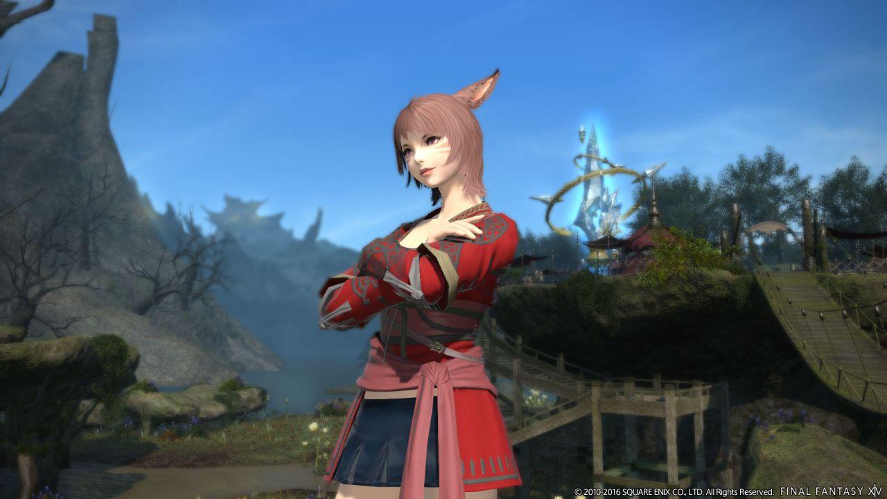 Final Fantasy XIV A Realm Reborn: immagini per l'aggiornamento 3.3