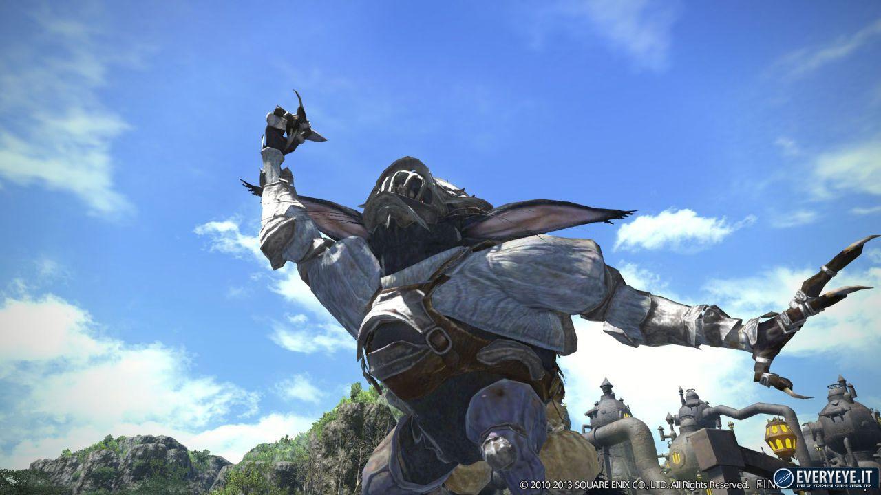 Final Fantasy XIV: a Realm Reborn, immagini per la patch 2.55