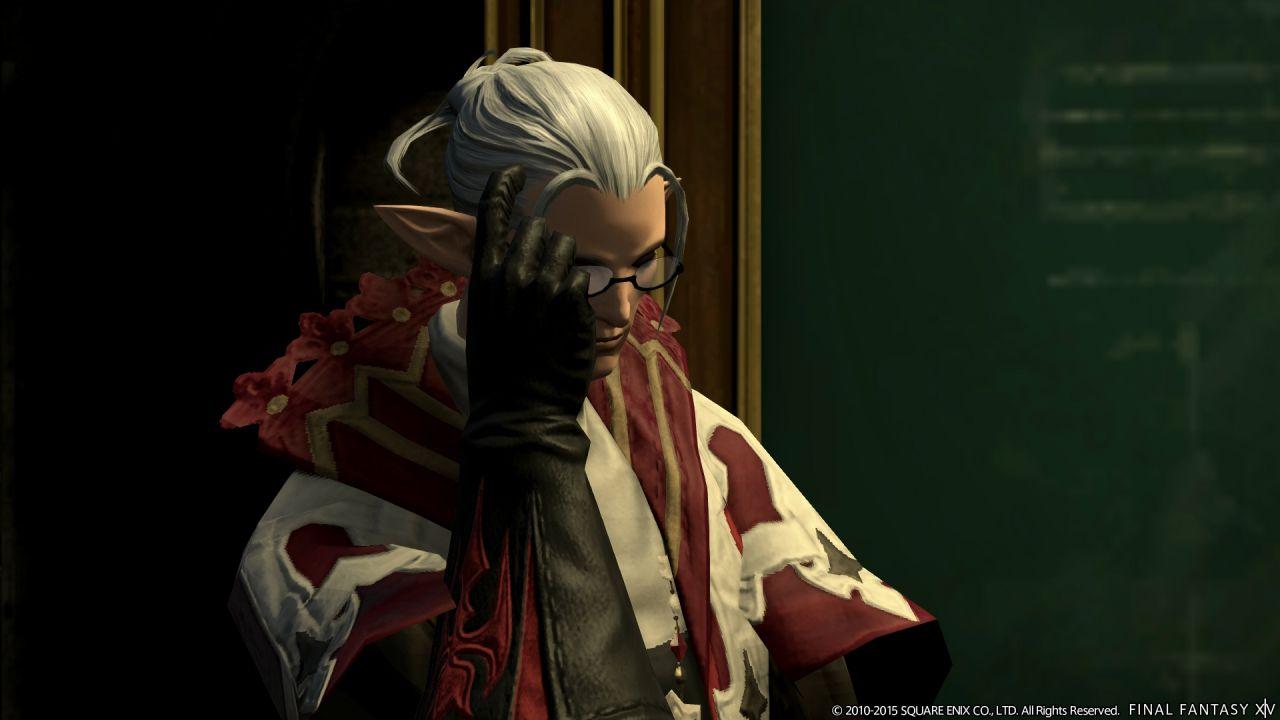 Final Fantasy XIV A Realm Reborn: immagini per la patch 3.15