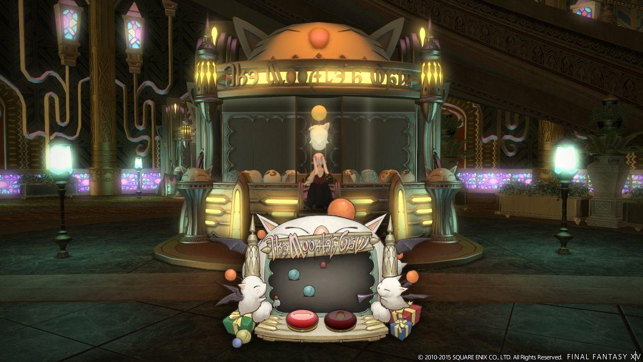 Final Fantasy XIV A Realm Reborn: l'Eorzea Cafè in immagini