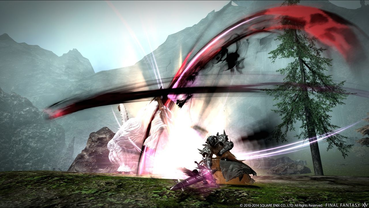Final Fantasy XIV: A Realm Reborn - Lightning arriva ad Eorzea!