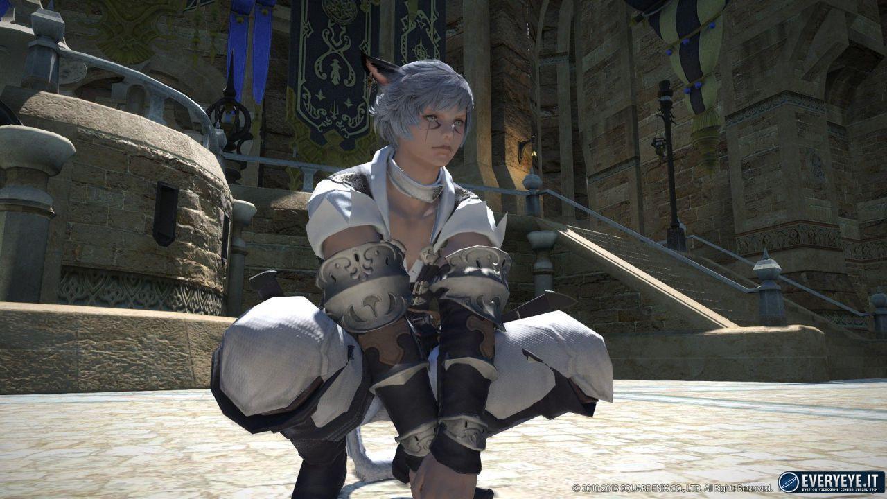 Final Fantasy XIV: A Realm Reborn - nuovi dettagli per la versione PS4