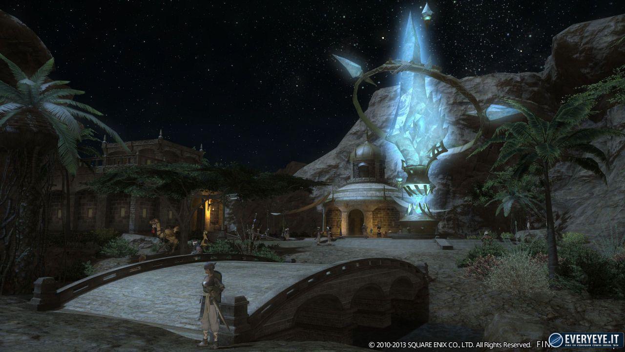 Final Fantasy XIV: A Realm Reborn, online un nuovo set di screenshot