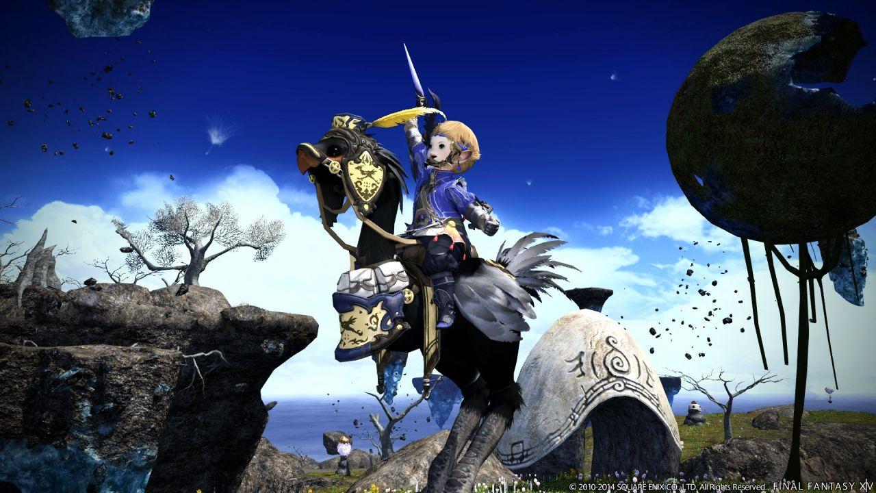Final Fantasy XIV A Realm Reborn: è ora possibile sposarsi