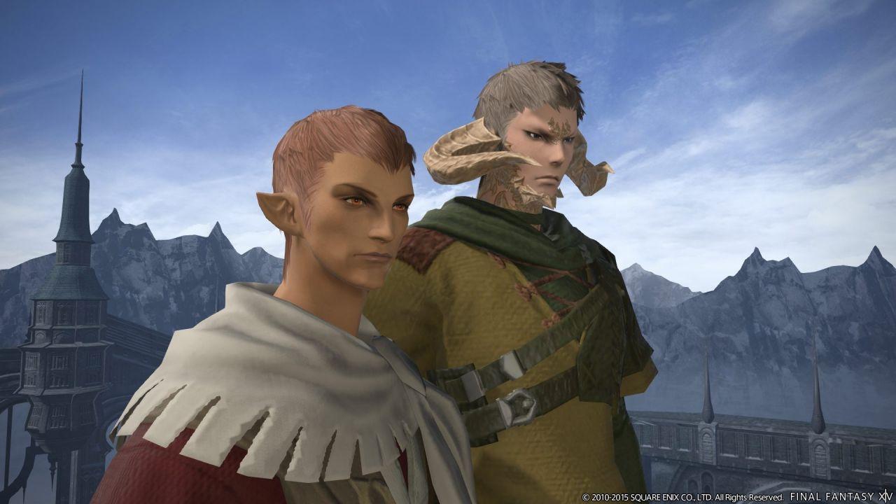 Final Fantasy XIV A Realm Reborn: la patch 3.1 aggiunge un nuovo effetto Glare