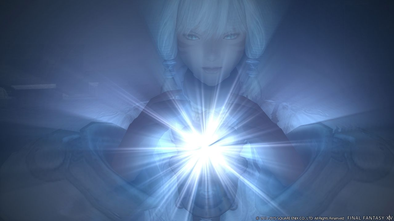 Final Fantasy XIV: A Realm Reborn per PlayStation 4 permette di scegliere tra 1080p e 720p