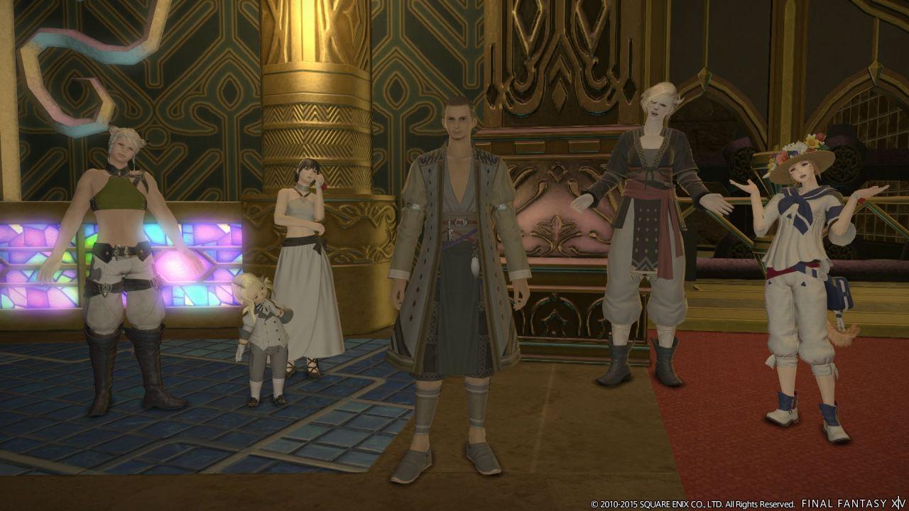 Final Fantasy XIV A Realm Reborn: periodo di prova gratuito per gli utenti PC