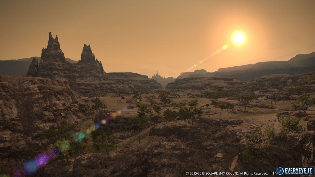 Final Fantasy XIV: a Realm Reborn, prime immagini di Heavensward e screenshot della versione Mac