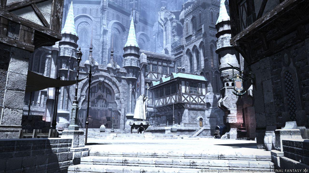 Final Fantasy XIV: A Realm Reborn, prime immagini per la patch 2.5