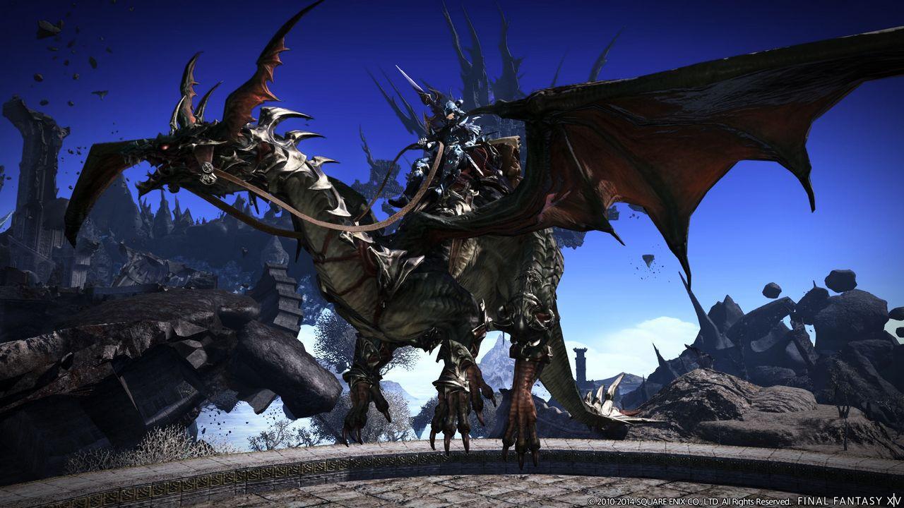 Final Fantasy XIV A Realm Reborn ha raggiunto quota cinque milioni di utenti paganti