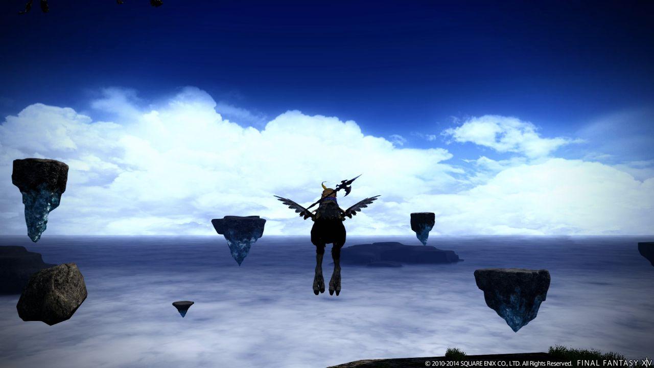 Final Fantasy XIV A Realm Reborn: Tante immagini per le nuove razze
