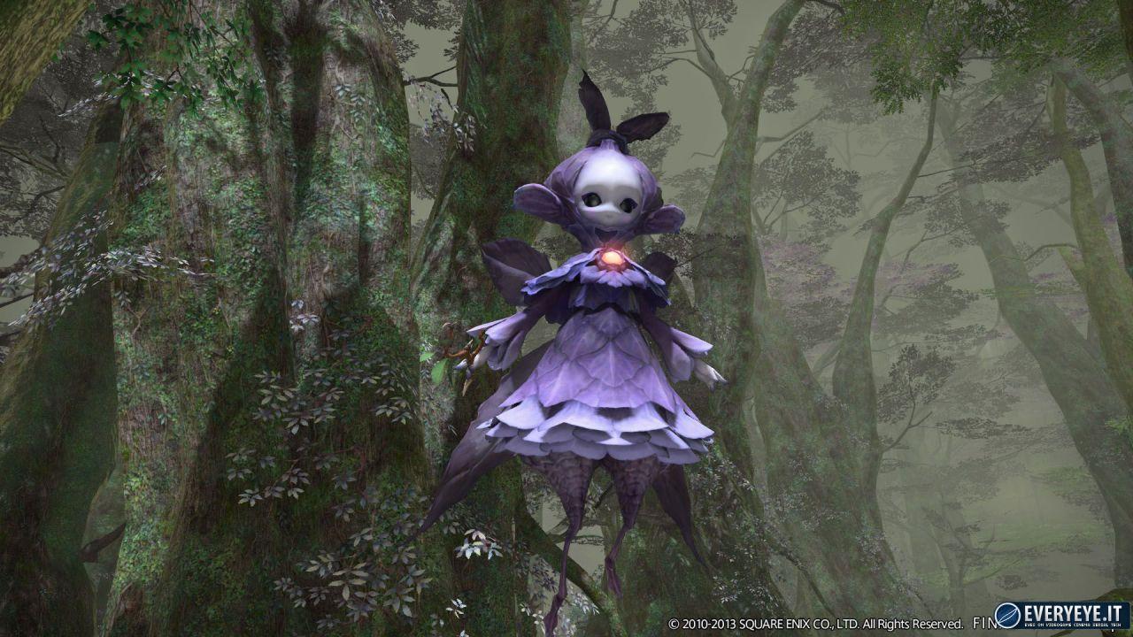 Final Fantasy XIV: A Realm Reborn: tour video di Eorzea