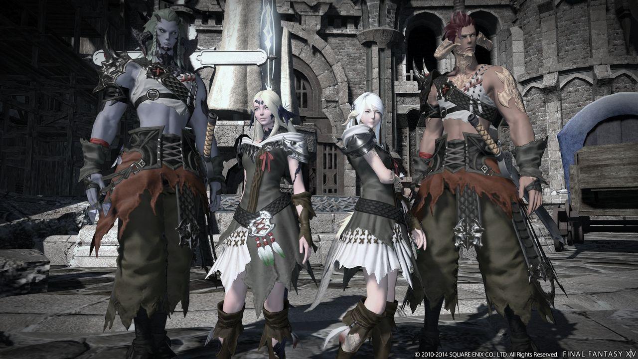 Final Fantasy XIV: A Realm Reborn - un video per le abitazioni