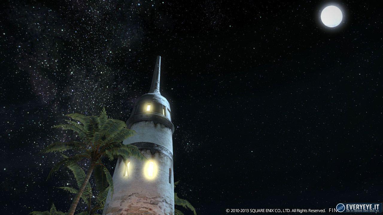 Final Fantasy XIV - A Realm Reborn: Yoshida parla del clima, dell'housing e dei dungeon