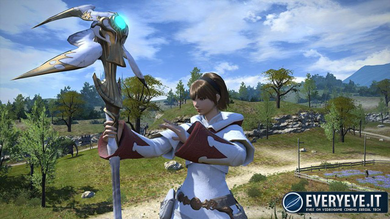 Final Fantasy XIV sarà giocabile gratuitamente nella fase di transizione alla versione 2.0