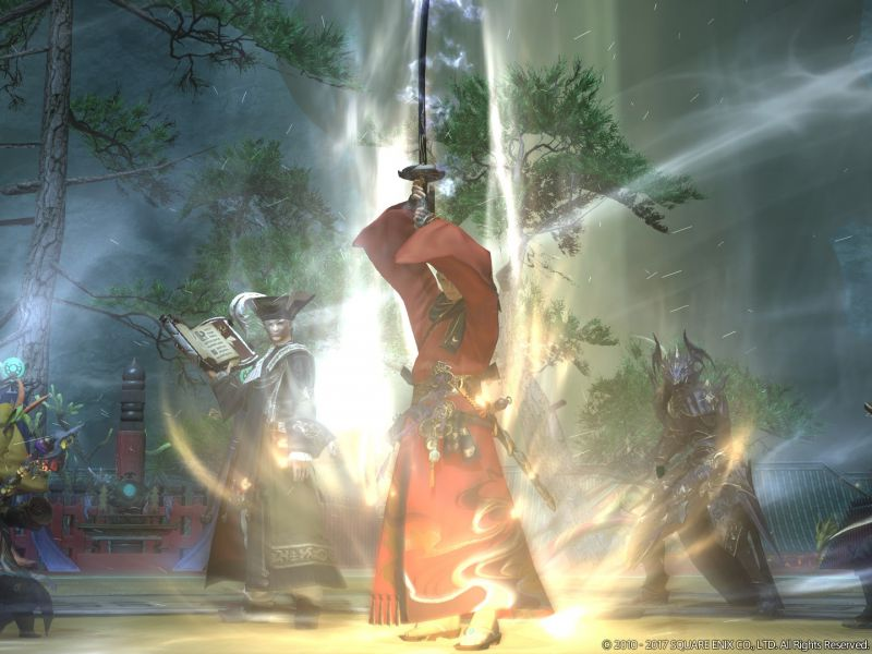 Final Fantasy XIV: Square-Enix annuncia la patch 4.3 e la Companion App
