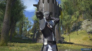 Final Fantasy XIV: Square-Enix rilascia l'app per iOS e Android