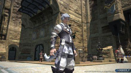 Final Fantasy XIV: video diario di sviluppo versione PS4