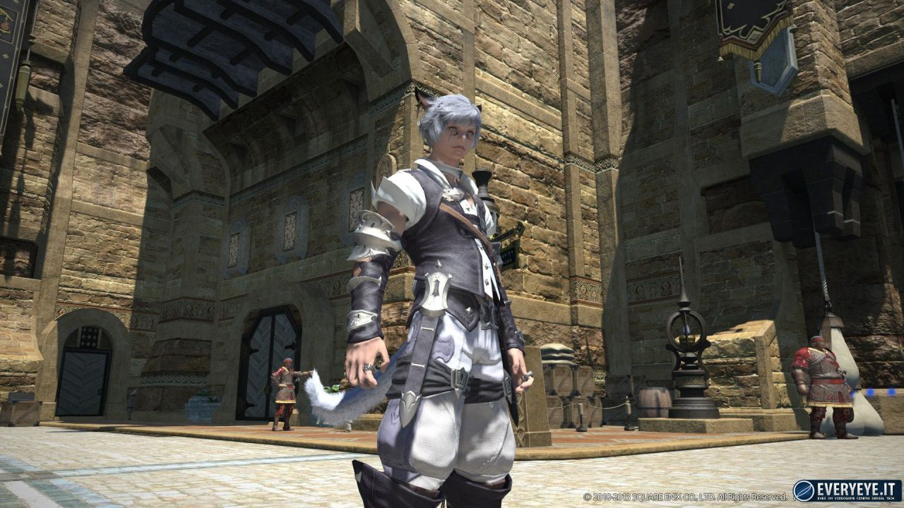 Final Fantasy XIV: video diario di sviluppo versione PS4