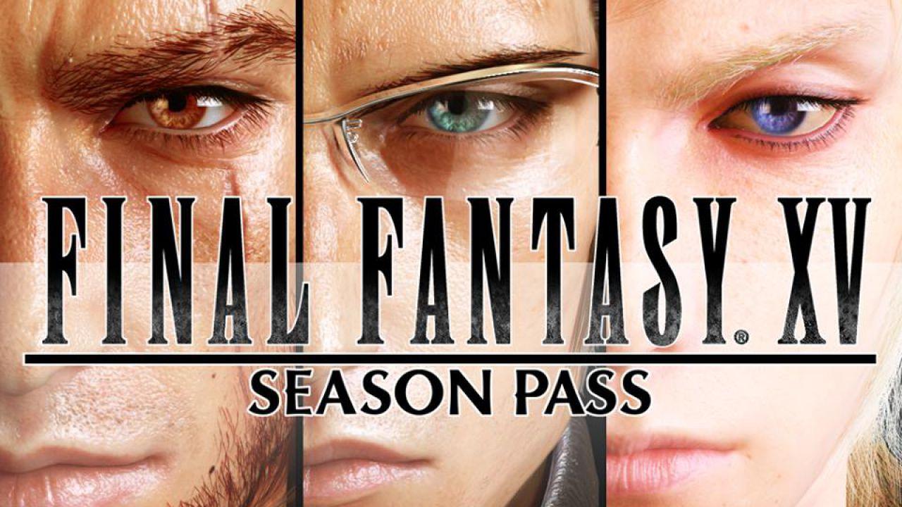 Final fantasy XV: annunciata la Digital Premium Edition e i DLC del Season Pass