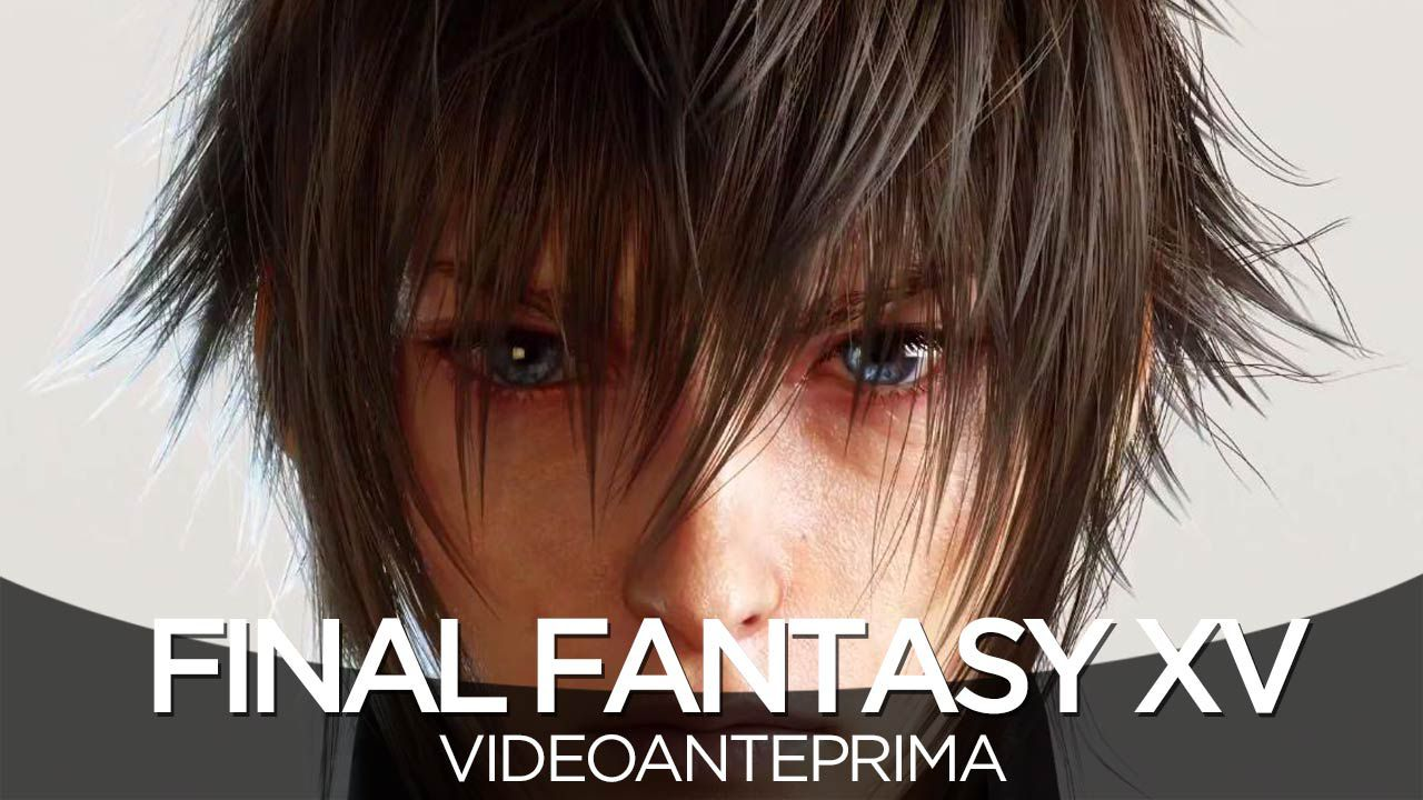 Final Fantasy XV: dettagli sui personaggi principali