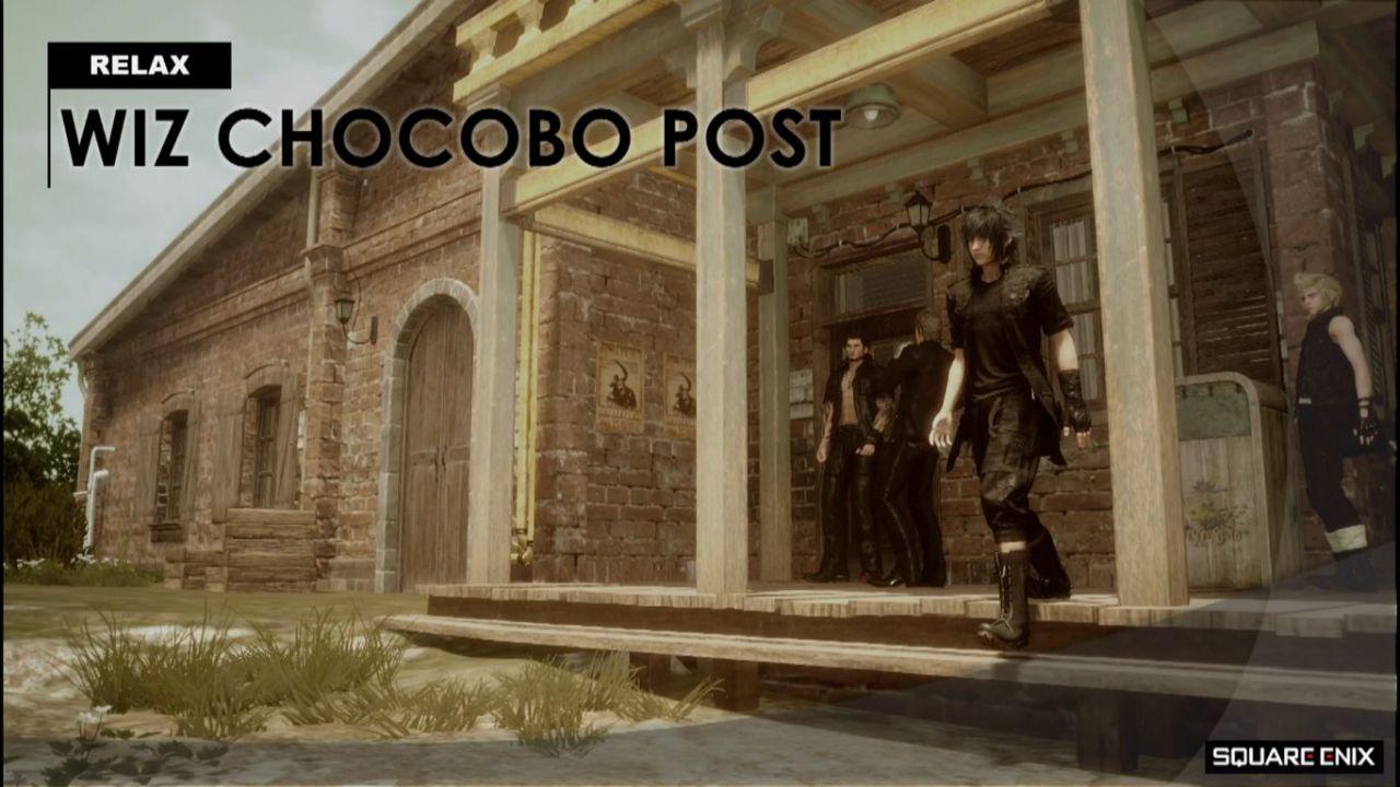 Final Fantasy XV: dog cam e cat cam potrebbero essere introdotte nel gioco