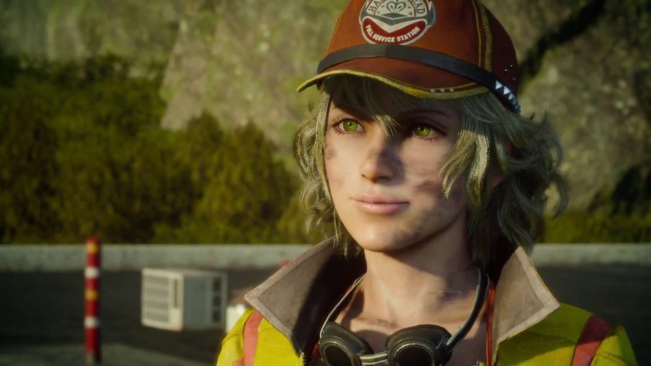 Final Fantasy XV: ecco come è stata realizzata Cindy