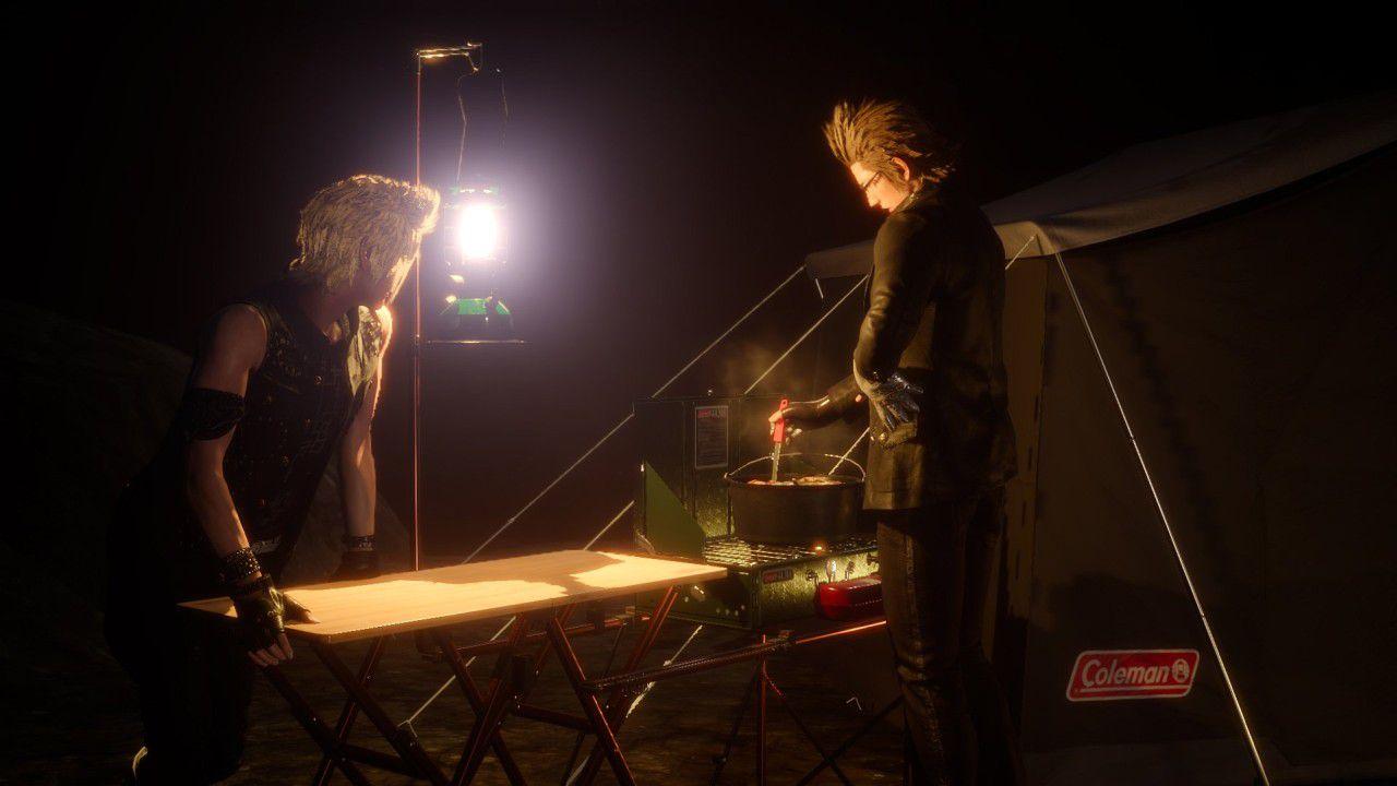 Final Fantasy XV: Famitsu pubblica nuovi dettagli