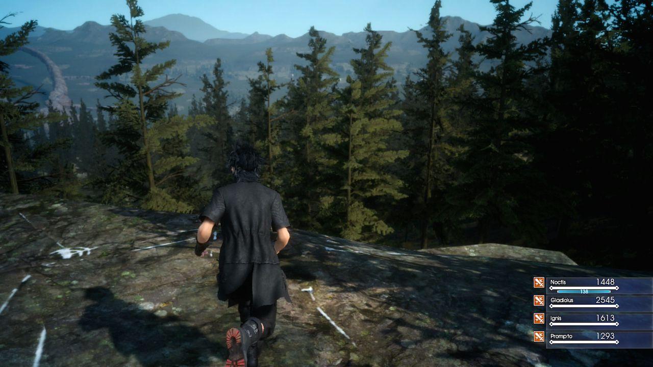 Final Fantasy XV: il gameplay action non metterà fine ai combattimenti command-based della serie