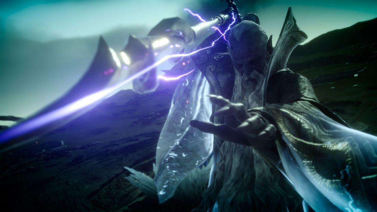 Final Fantasy XV Kingsglaive è incredibile secondo Sakaguchi