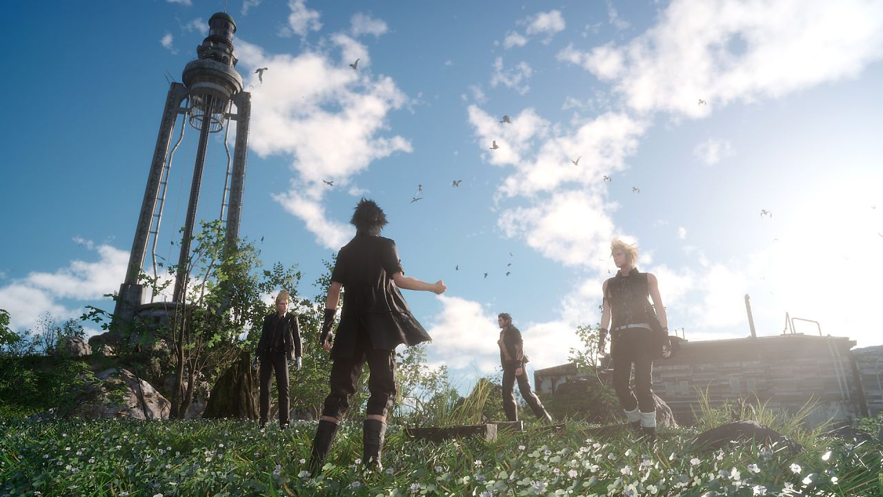 Final Fantasy XV: materiale inedito mostrato in una nuova tech-demo