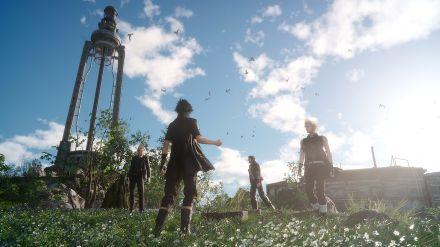 Final Fantasy XV: materiale inedito mostrato in una nuova tech-demo